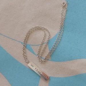 T& CO 1837 necklace